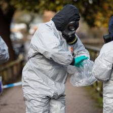 Porton Down Says Can't Link Russia to Salisbury Nerve Agent