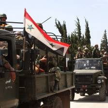 US Warns Syria Not to Retake Its Own Territory