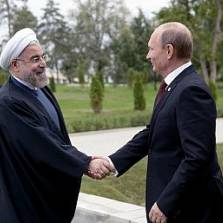 Russia and Iran also have a number of shared geopolitical interests in the greater Middle East