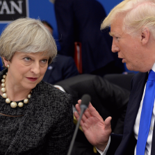 Steele Dossier an MI6 Operation Backed by Anti-Trumper Theresa May?