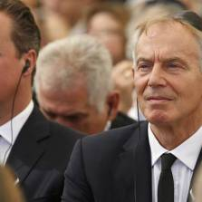 In PR Master Stroke, War Lobby Rolls Out Tony Blair! to Plead for War (Video)