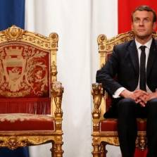 Macron Begs Russia Not to Retaliate Against French Syria Strikes