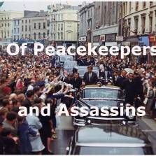 The Kennedy motorcade