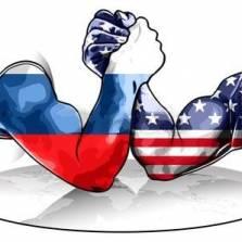 US Russia war