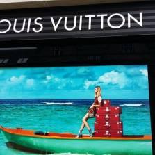 Louis Vuitton - Putin's secret fashion army? According to Kiev: Yes.