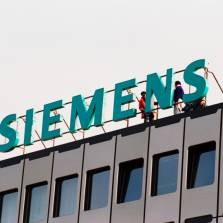 Siemens has been heavily involved in Russia with sales of one billion dollars