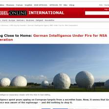 Front page Spiegel Online International 4/24
