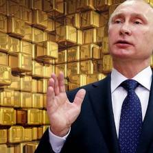 Russia Surpasses China With Massive Gold Purchases in January