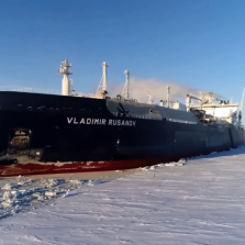 Russian Arctic LNG Is Conquering China