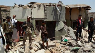 Saudis Bomb Russian Consulate in Yemen