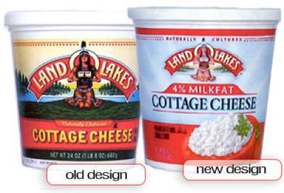 It's still cottage cheese.