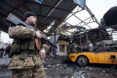 The Ukrainian army's shelling has turned many formerly pro-Ukrainian locals against Kiev