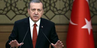 Erdogan: US Must Choose Between Turkey or 'Terrorist' Kurds in Syria