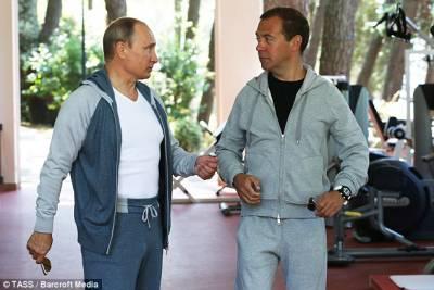 Шелковые треники президента России это пострашнее чем 18-триллионный гос.долг Америки