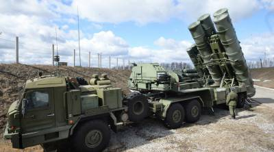 Russia is expected to deploy another S-400 to Syria