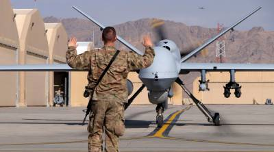 The famous Freedom Drone