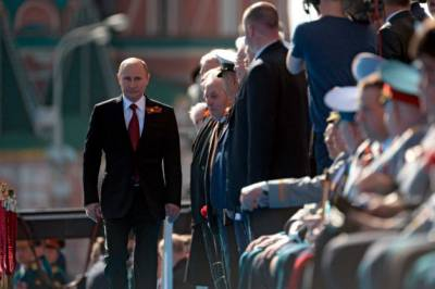 The west continues to misrepresent Putin