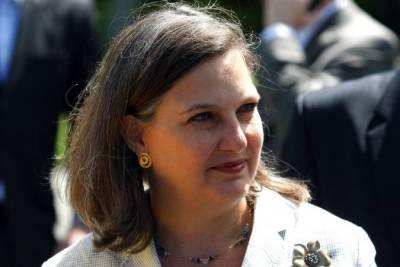 Виктория Нуланд, помощник Госсекретаря США по делам Европы и Евразии | Фото: REUTERS