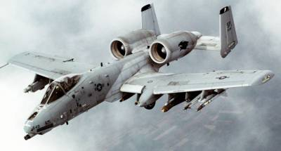 """The U.S. is also using flying dinosaurs to """"target"""" ISIS"""