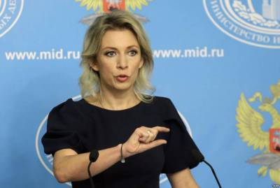 Another home run for Zakharova