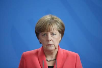 Berlin distances itself from Merkel's Russian fairy tales
