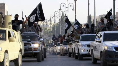 Besides, ISIS has a cooler Toyota armada!
