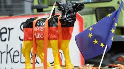 German Farmers Demand End to Sanctions Against Russia | DEUTSCHLANDWELLE.COM — Deutschland Wir kommen