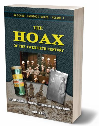 His major work, The Hoax of the 20th century-Butz first appeared in print  late in 1976, and immediately became the central text of the Holocaust  Denial ... 94d5c413d3