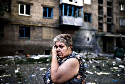 Essay on ukraine genocide