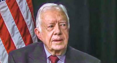 """Джимми Картер, 39-й президент США, назвал американскую демократию """"продажной олигархией"""""""