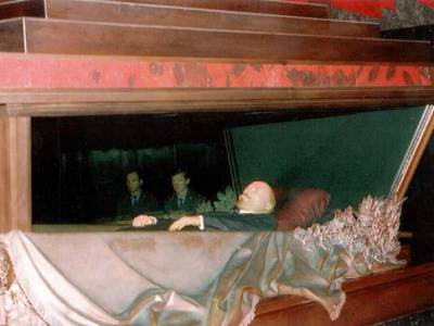 Mummy Lenin