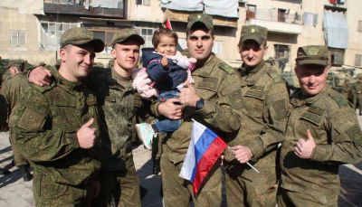 "While Twitter ""prayed"" for Aleppo, Russia actually helped."