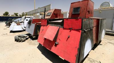 The Yatsenyuk-69 MBT