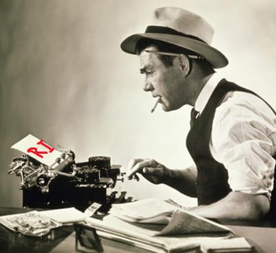 BYOT (Bring Your Own Typewriter)