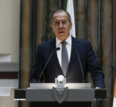 Sergey Lavrov never minces his words