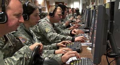 Brave American keyboard warriors