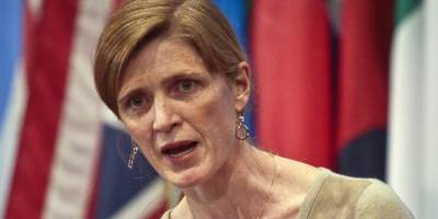 Samantha Power lies to U.S. Congress about civilian...
