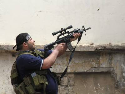 No more CIA-supplied guns for 'moderate' rebels