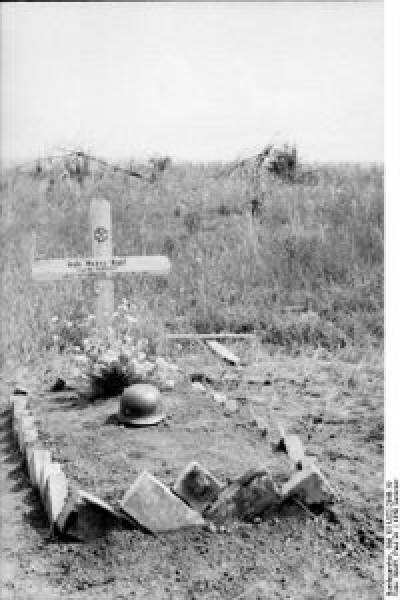 Axis fate at Kursk (Germany Archives)