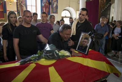 Macedonia crisis