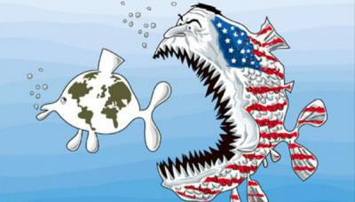 США не оставляют надежду контролировать весь мир