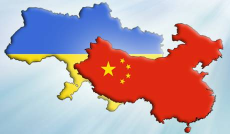 <figcaption>Ukraine  is an important partner for China.</figcaption>