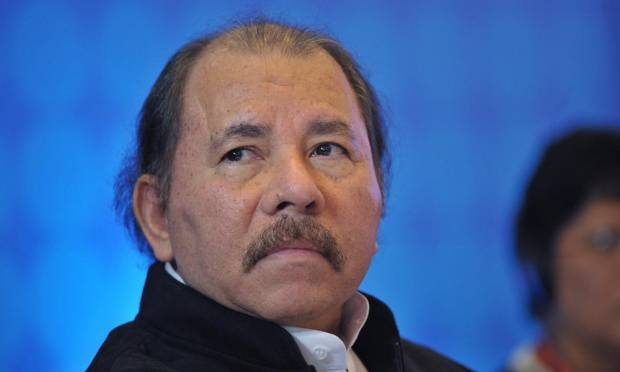 <figcaption>President Daniel Ortega has cultivated close ties between Nicaragua and Russia since his return to office in 2007. </figcaption>