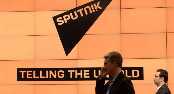 <figcaption>Sputnik Chinese News Service provides 24/7 news content in Chinese.</figcaption>