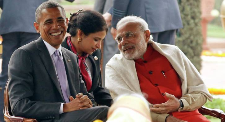 <figcaption>Obama Hopes US Could Become India's Closest Partner</figcaption>