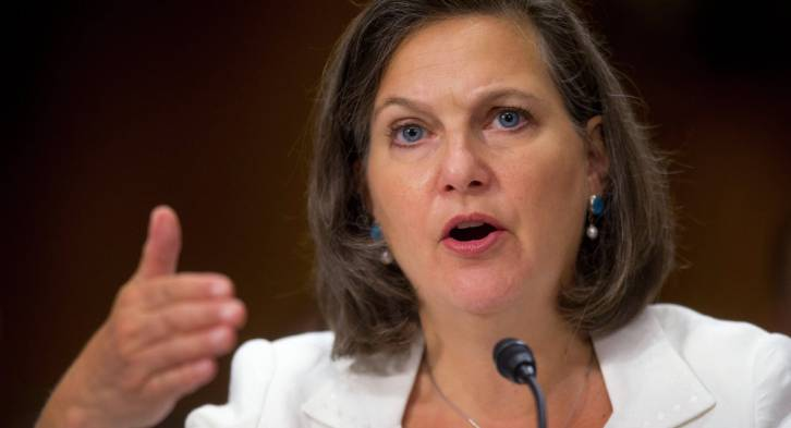 "<figcaption>""This year, the [Broadcasting Board of Governors] is committing $23.2 million to Russian-language programming,"" Nuland told the committee.</figcaption>"