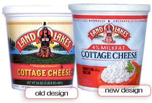 It's still cottage cheese.