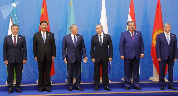 <figcaption>The Shanghai Cooperation Organization (SCO) is reshaping Eurasia</figcaption>
