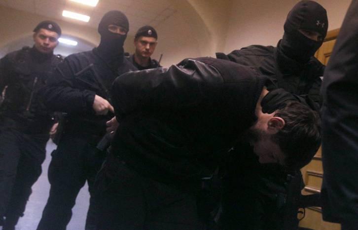 <figcaption>The Nemtsov case remains open</figcaption>