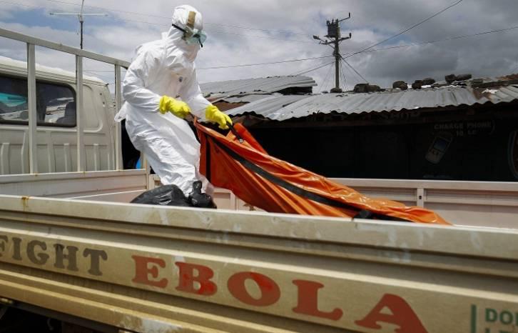 <figcaption>Ebola virus death toll nears 10,000 — WHO</figcaption>